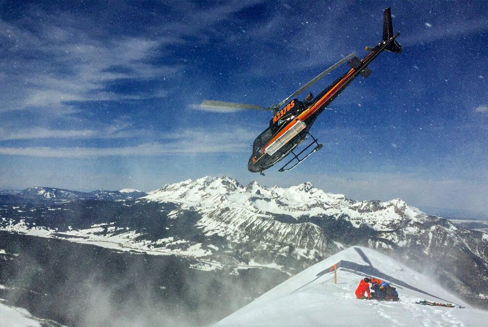 heli-skiing-telluride