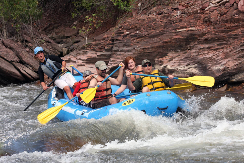 RAFTING-Telluride-Colorado