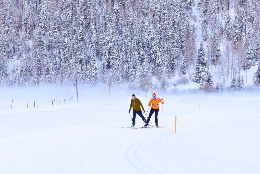 Colorado-Telluride-resort-NORDIC-SKIING