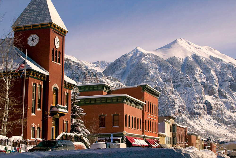 Telluride-Collorado-resort-Lumiere
