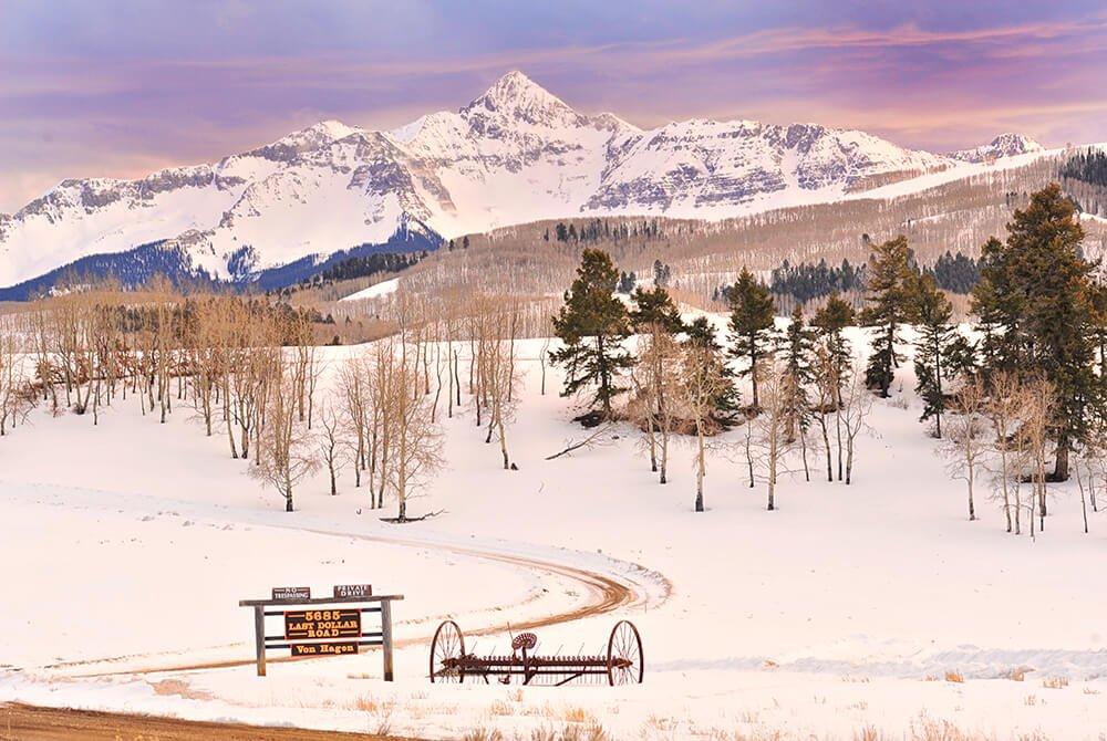 Telluride-Colorado-Wilson