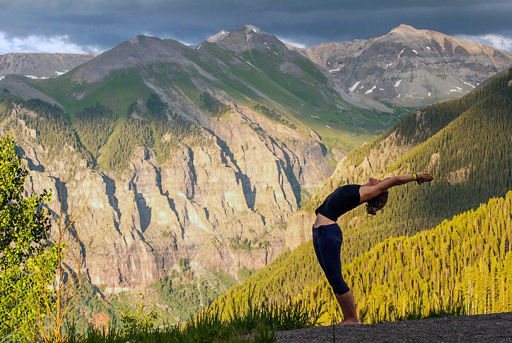 Telluride-Colorado-Yoga