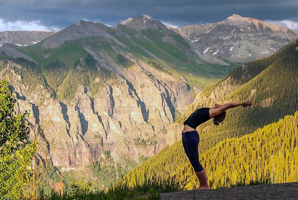 Telluride-Colorado-Yoga