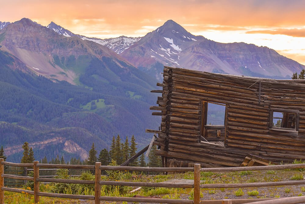 Gallery luxury lodging in telluride co for Telluride co cabine