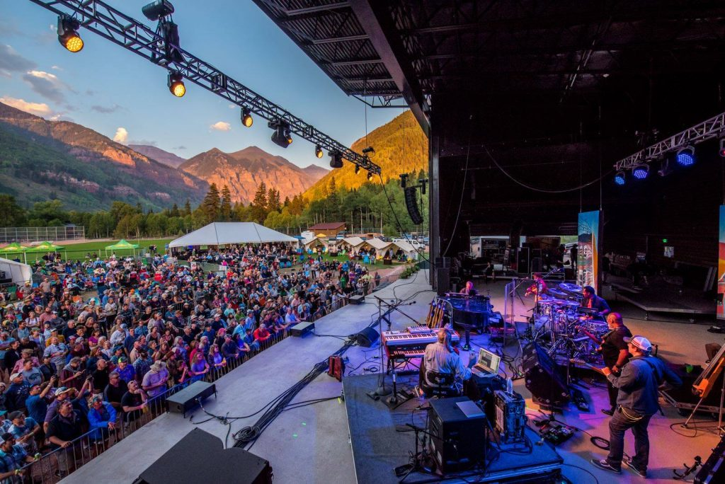 Telluride Jazz Festival 2019