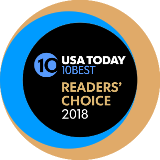 USA readers choice award Logo 2017